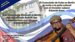 Konzert: Eduardo Sosa