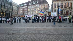 Solidaritätskundgebung für das Bolivarische Venezuela